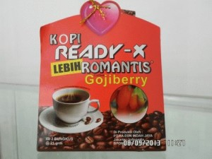 Jual Kopi Ready-X Gojiberry
