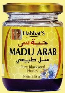 Jual Madu Arab Habbat's Black Seed Honey