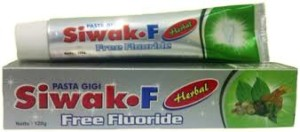 Jual Pasta Gigi Siwak.F Free Fluoride