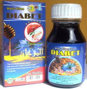 Jual Madu Diabet